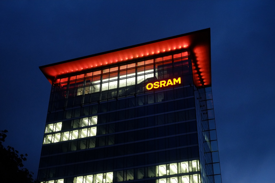 livebau smart electric becomes a Premium Partner of OSRAM