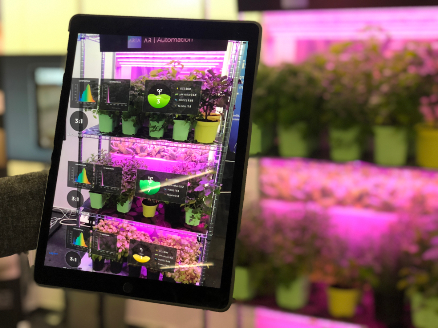 Eine Innovation, die vertical farming revolutionieren wird