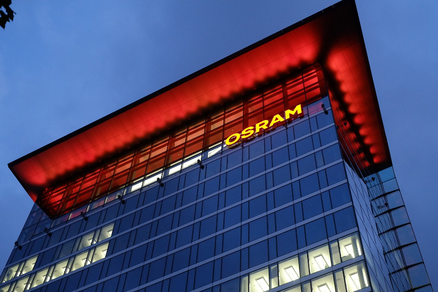 OSRAM World of Light wins two important awards