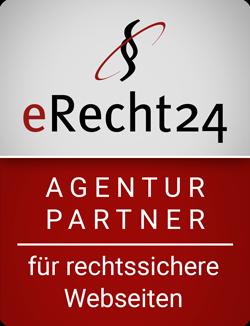 eRecht24 Siegel | Agenturpartner